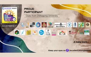 ক্যাম্পাস ক্লাব সামিটে অংশ নিচ্ছে চবির ২২ টি সংগঠন