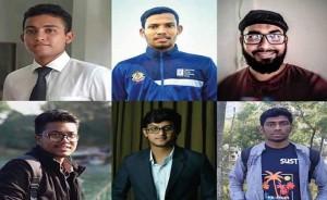 ভারতে আন্তর্জাতিক প্রতিযোগিতায় শাহজালাল বিশ্ববিদ্যালয়ের শিক্ষার্থীরা প্রথম